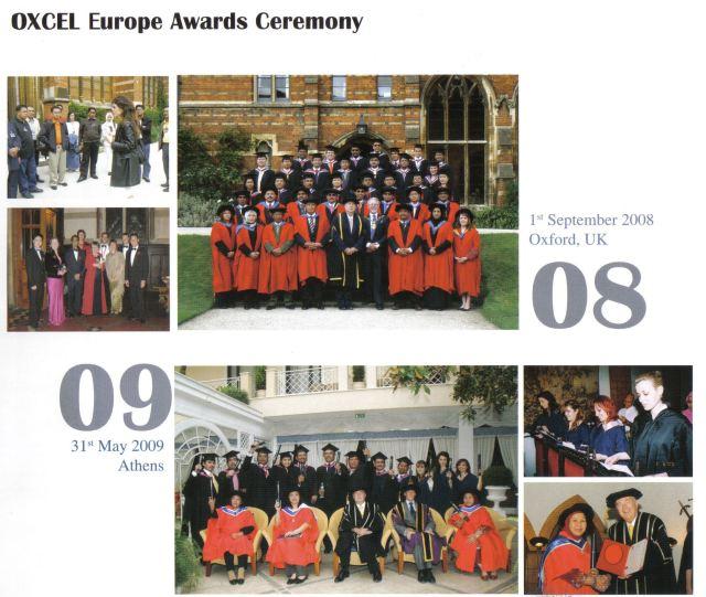 Awards 08-09