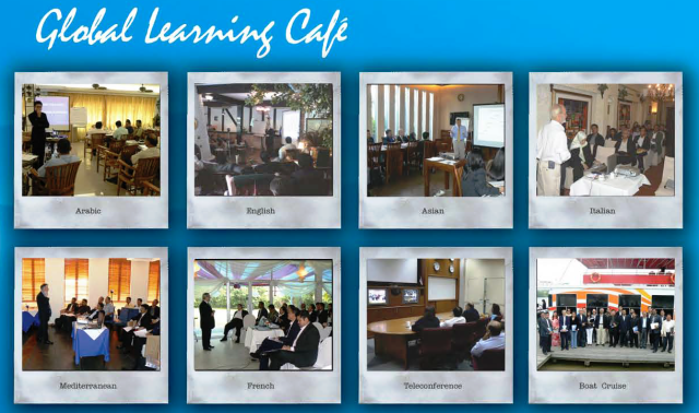OXCEL Global Learning Cafe