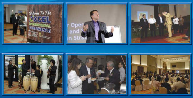 OXCEL International Conference 1
